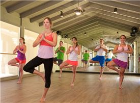 Horseshoe Bay Resort - Enjoy one of the many fitness classes at the Bayside Health Club.