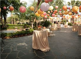 Horseshoe Bay Resort - Wedding Reception