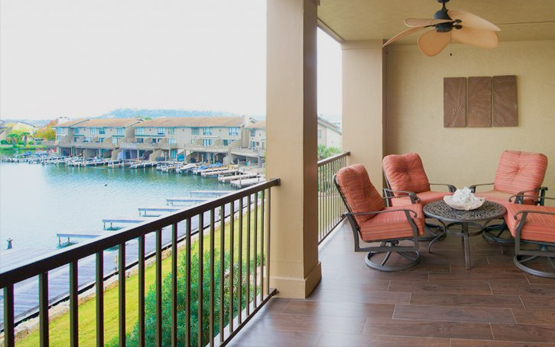 The Waters Condo Rentals of Horseshoe Bay Resort