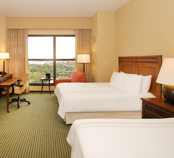 Classic Rooms of Horseshoe Bay Resort