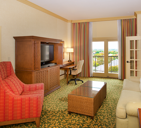 Executive Suite of Horseshoe Bay Resort