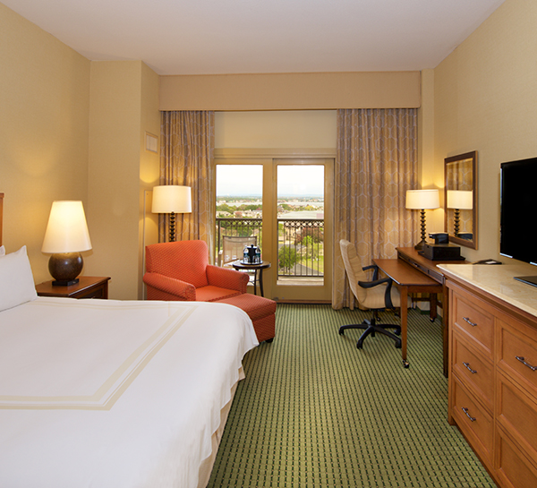 Premium Rooms of Horseshoe Bay Resort, Texas