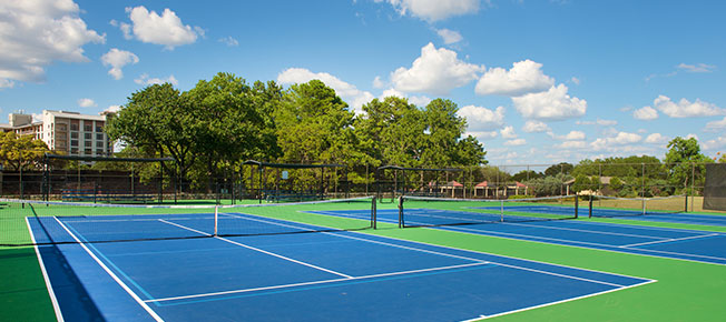 Tennis Camps & Leagues of Horseshoe Bay Resort