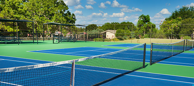 Award Winning Tennis of Horseshoe Bay Resort