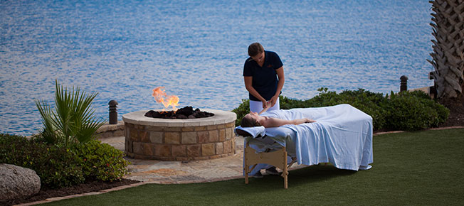 Luxury Day Spa of Horseshoe Bay Resort