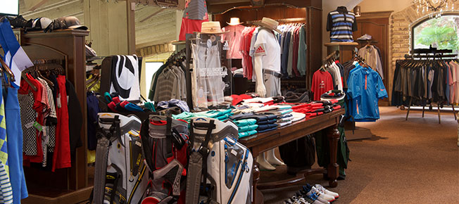 Pro Shop of Horseshoe Bay Resort, Texas
