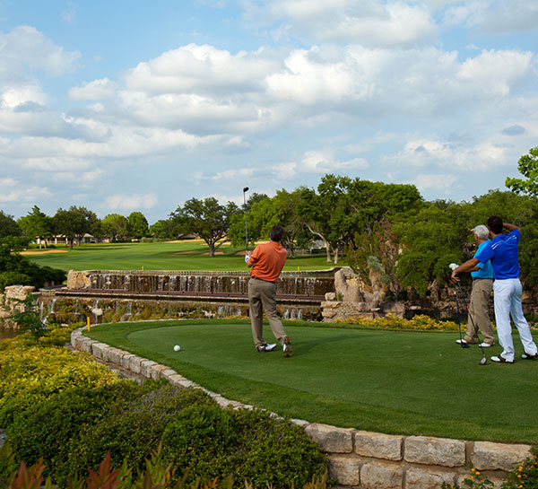 Unlimited Golf Package of Horseshoe Bay Resort