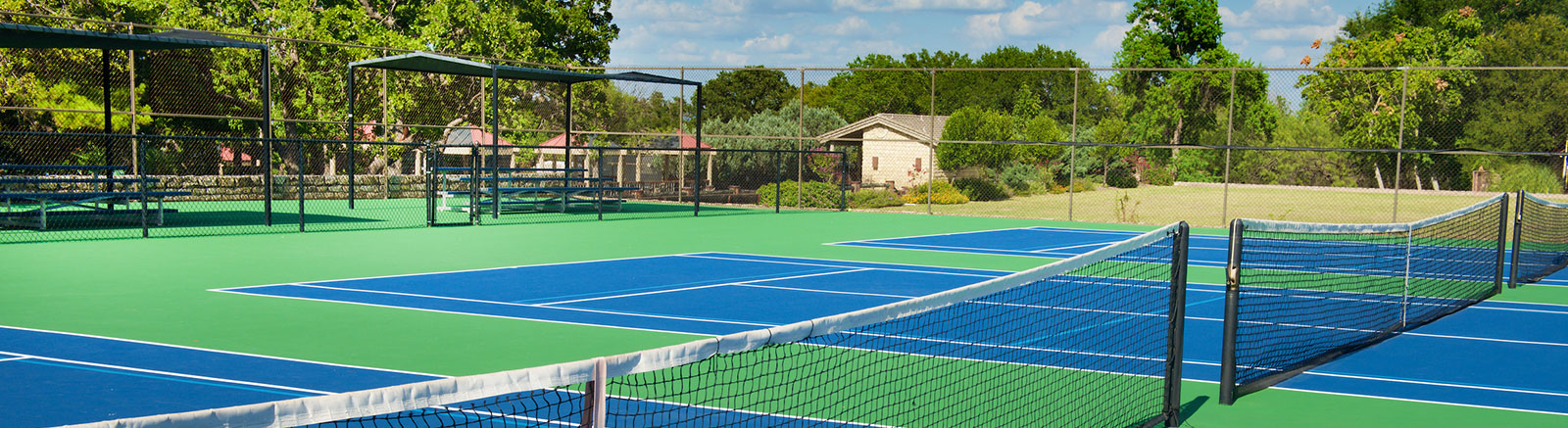Tennis of Horseshoe Bay Resort