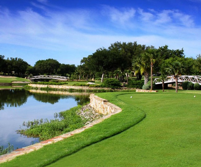 Golf of Horseshoe Bay Resort, Texas