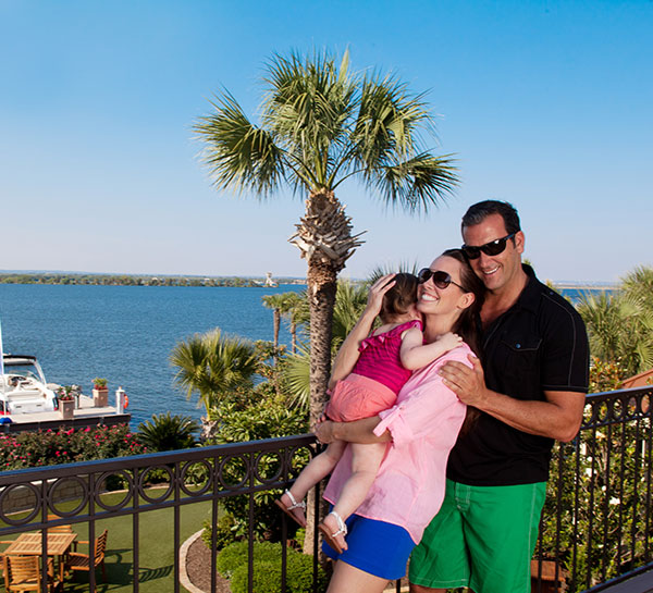 Cabana Rental at Yacht Club of Horseshoe Bay Resort