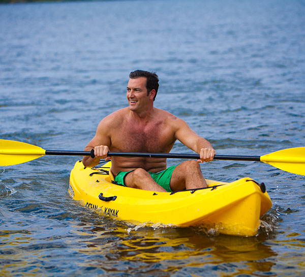 Kayak & Paddleboard Rentals of Horseshoe Bay Resort