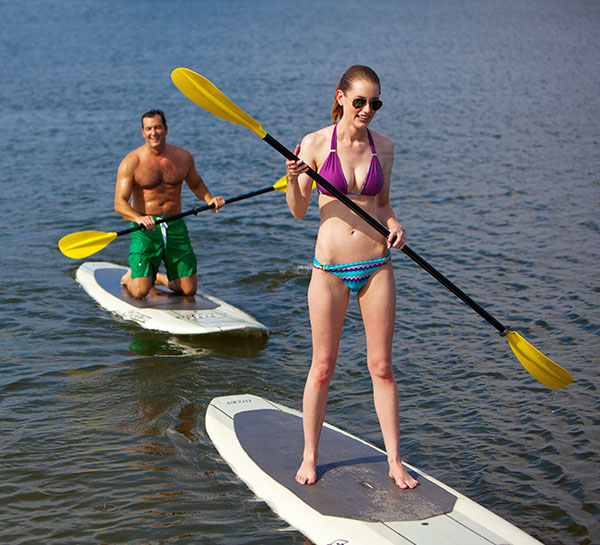 Stand Up Paddle Boards of Horseshoe Bay Resort