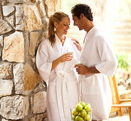 Couples Sunset Lakeside Package of Texas Hotel