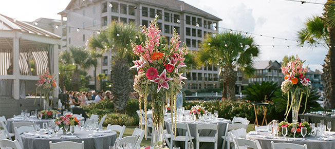 Wedding Planning of Horseshoe Bay Resort, Texas